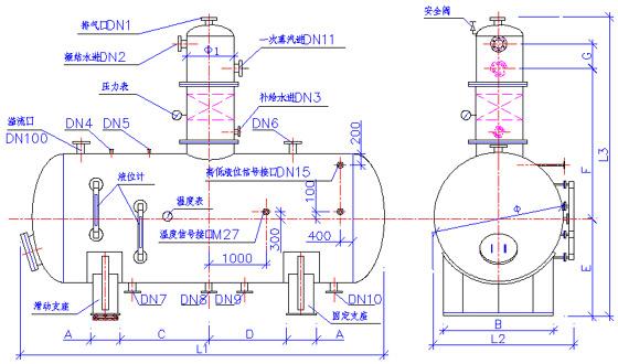 压力表控制水泵带开关的电路图